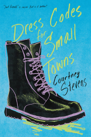 Book cover of Dress Codes for Small Towns by Courtney Stevens.