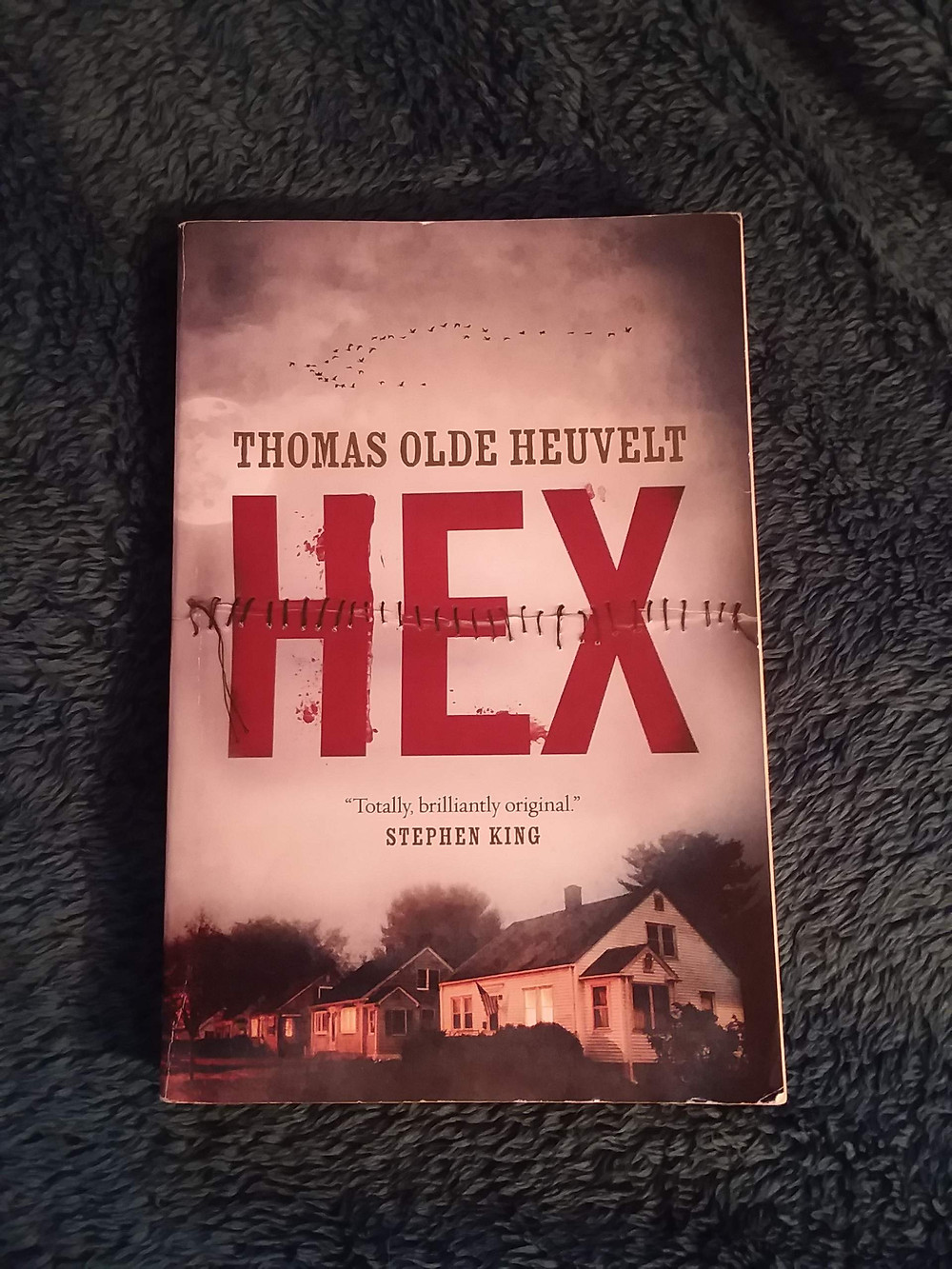 A photo of my own copy of Hex