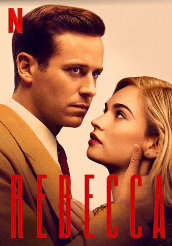 Movie poster of Rebecca 2020.