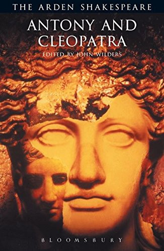 """Cover of an edition of """"Antony and Cleopatra"""" by William Shakespeare."""