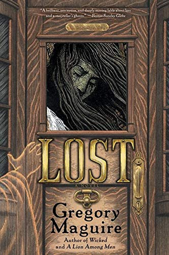 Book cover of Lost by Gregory Maguire.