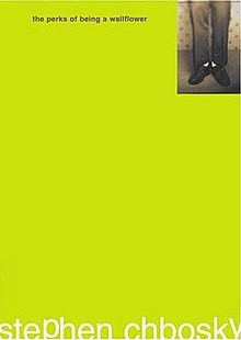 The cover of The Perks of Being a Wallflower by Stephen Chobosky