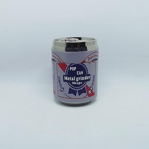 Dichavador de Metal Lata Pop Can - Branc