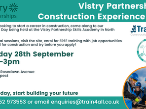 Construction Experience Day