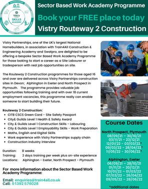 Routeway 2 Construction
