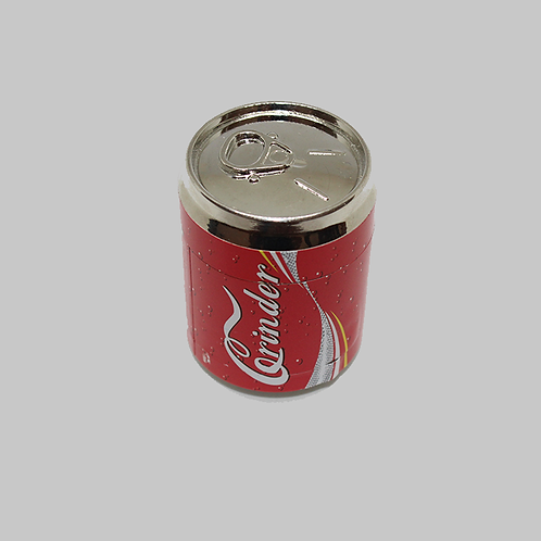 Dichavador de Metal Lata Coca Cola