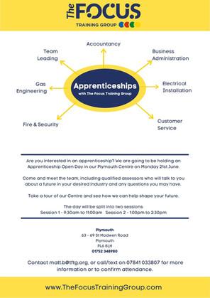 Focus on... Apprenticeships!