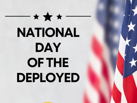 National Day of the Deployed