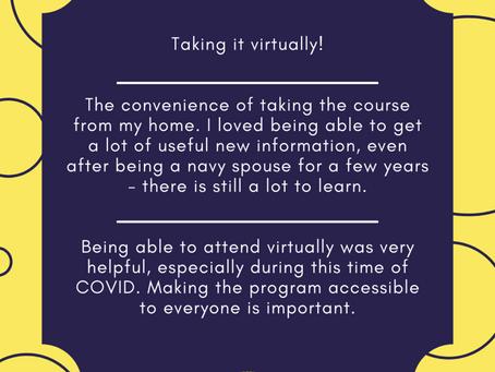 COMPASS Virtual Appreciation