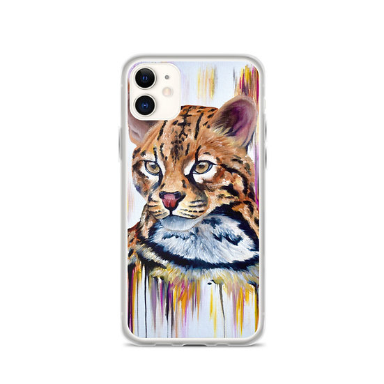 Solid Spots iPhone Case