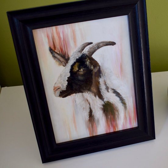 INQUISITIVE NATURE | FRAMED LITTLE MINI