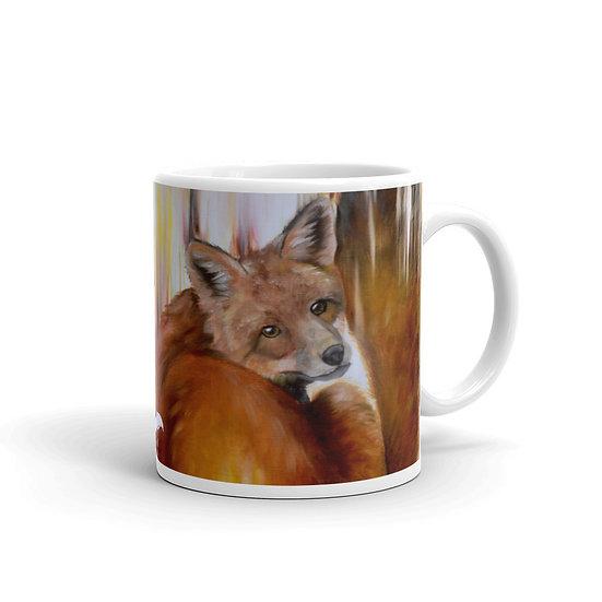 Golden Brown Mug