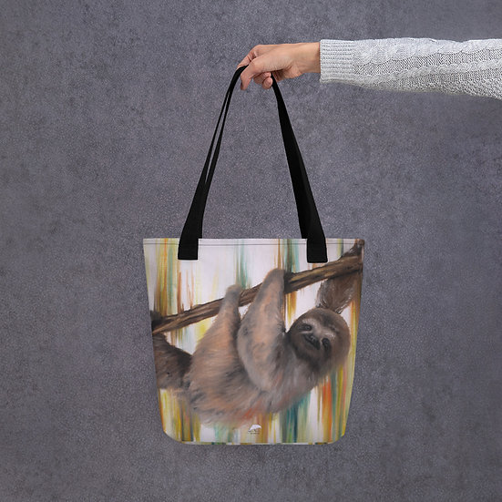 Tree Dweller Tote bag