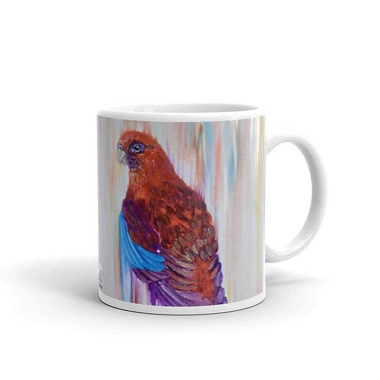 Crimson Wings Mug