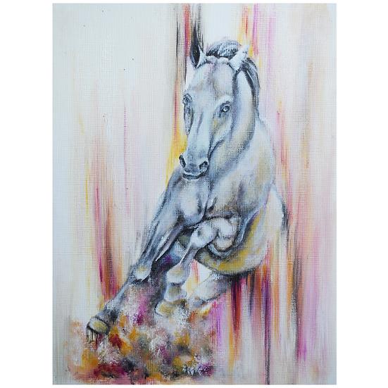 'GALLOP' ART PRINT