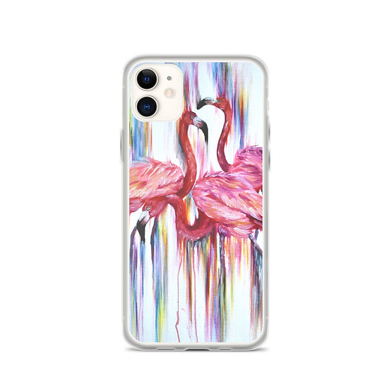 Flamboyance iPhone Case
