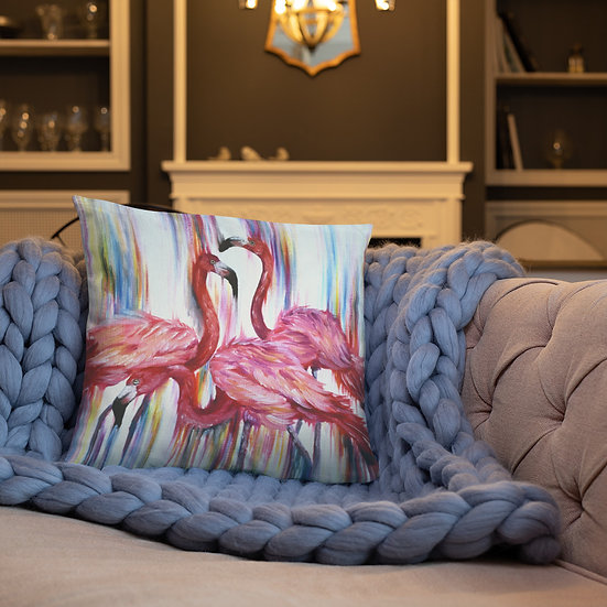 Flamboyance Cushion