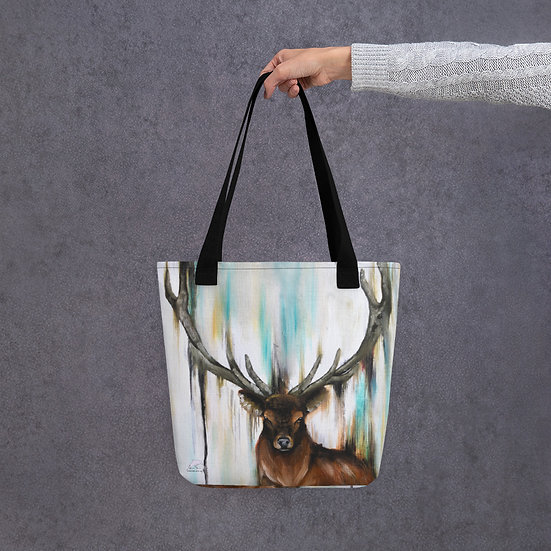 Branching with Age Tote bag
