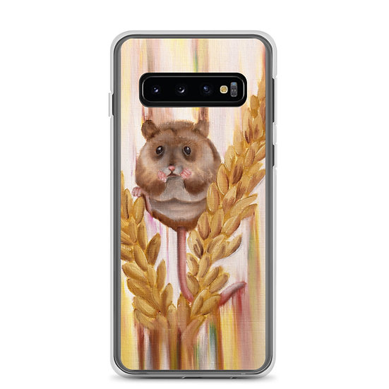 Yellowed-Necked Samsung Case
