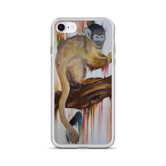 Curious Nature iPhone Case
