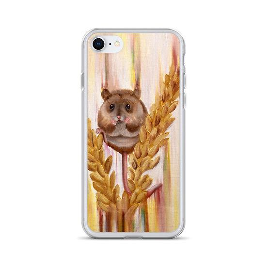 Yellow-Necked iPhone Case