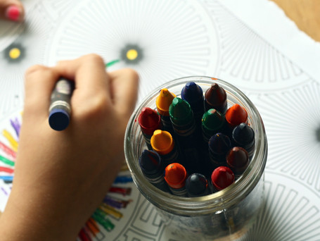 為什麼學校需要小朋友學習視覺藝術?