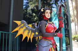 Devil Mercy - Overwatch