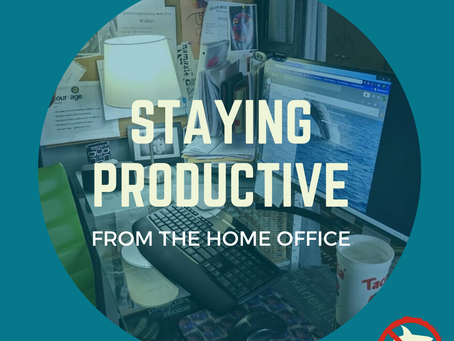 Staying Productive from the Home Office