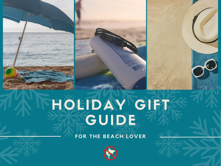 Holiday Gift Guide for the Beach Lover