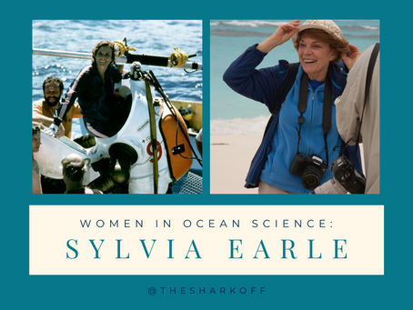 Women in Ocean Science: Sylvia Earle