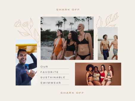 Our Favorite Sustainable Swimwear Brands