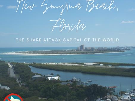 New Smyrna Beach, FL: The Shark Attack Capital of the World