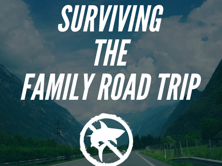 Surviving the Family Road Trip