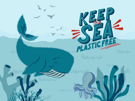 July is Plastic Free Month!