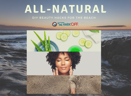 All-Natural DIY Beauty Hacks for the Beach