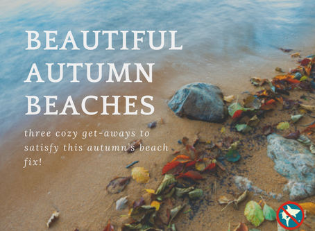 Beautiful Autumn Beaches