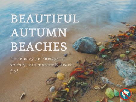 Beautiful Autumn Beaches