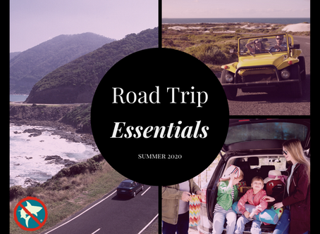 Road Trip Essentials for Summer 2020