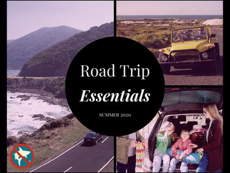 Road Trip Essentials for Summer 2020