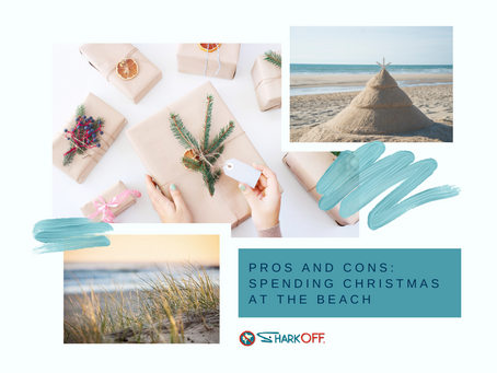 Pros and Cons: Spending Christmas at the Beach