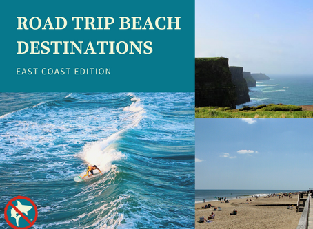 Road Trip Beach Destinations: East Coast Edition
