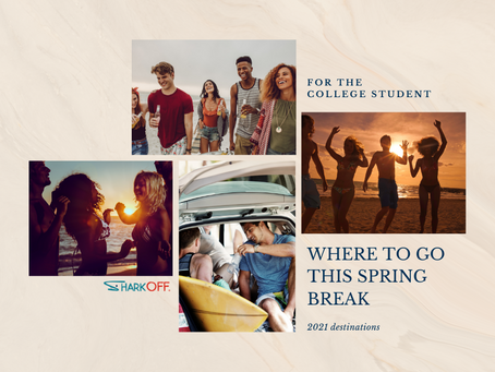 Spring Break 2021 Destinations for College Students