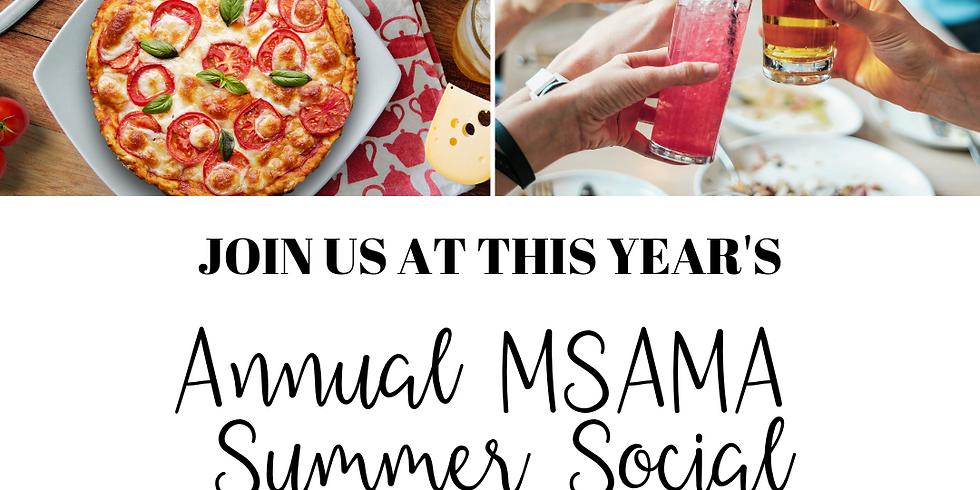 2019 MSAMA Summer Social