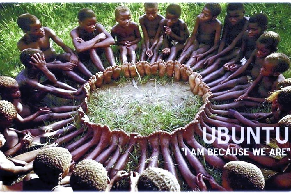 Empowerment Coaching Blog-UBUNTU