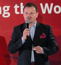Ryszard Skarbek at ABSL Conference1