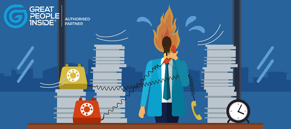Empowerment Coaching Blog-GPI-Burnout Speaks Volumes about the Workplace not the People