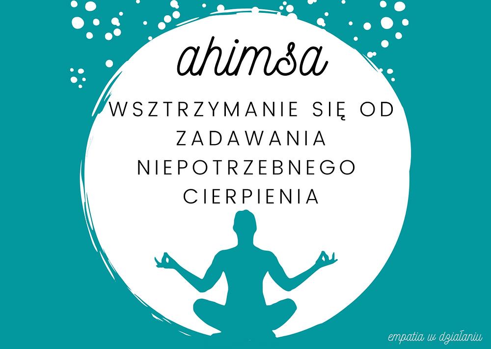 Empowerment Coaching Blog-Ahimsa