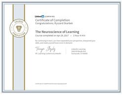 Neuroscience of Learning Certificate.jpg