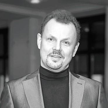 Ryszard Skarbek Avatar BW