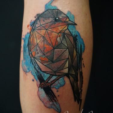 Geometric Robin